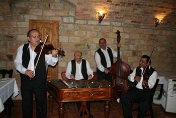 Cigány zenekar